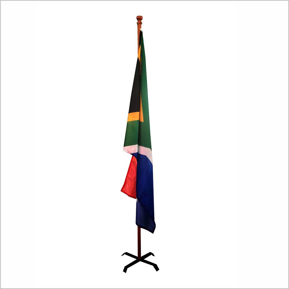 INDOOR FLAG STAND
